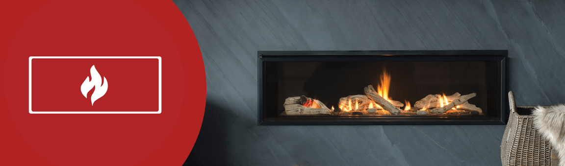 Valor Zero Clearance Linear Fireplaces