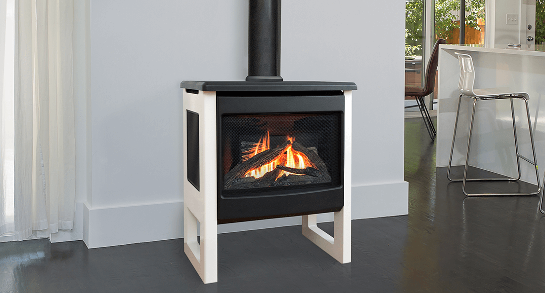 Valor freestanding gas stove brochure