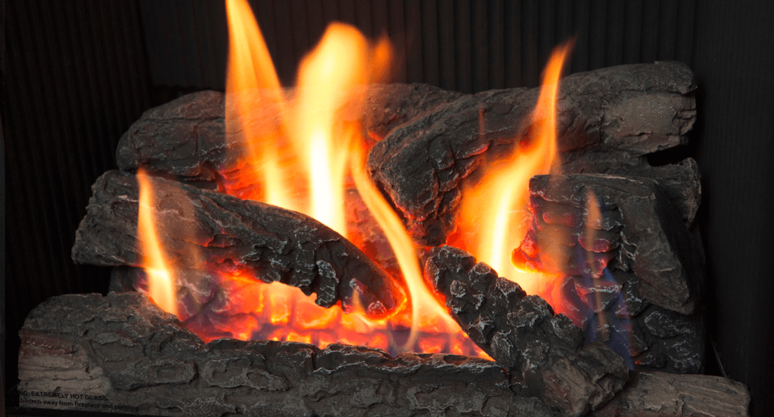 Portrait Logs for Valor gas fireplaces