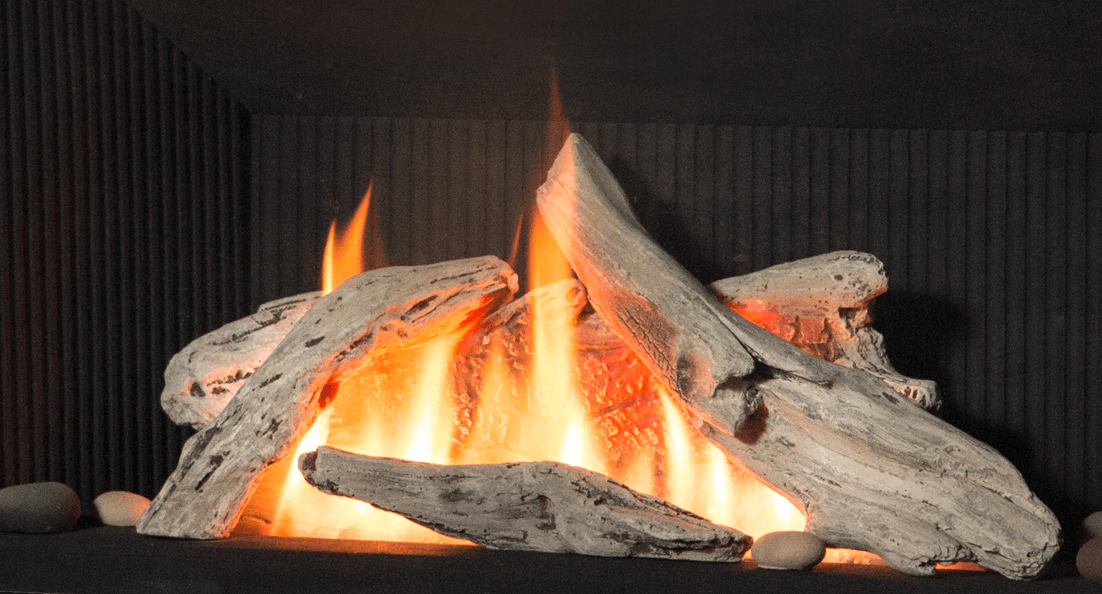 Driftwood for Valor gas fireplaces