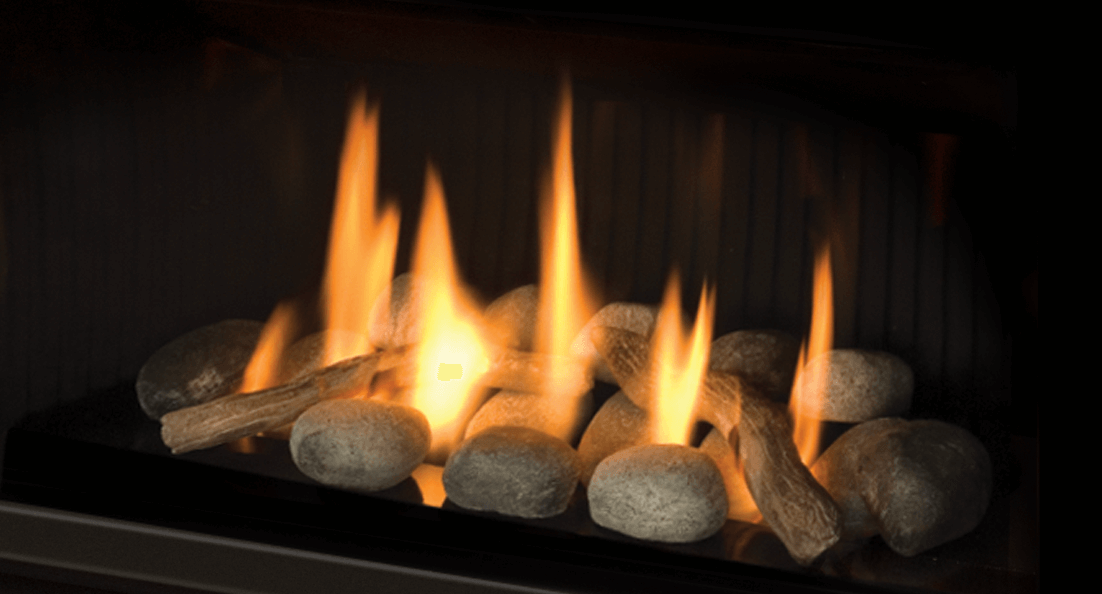 Decorative Rock Kit for Valor gas fireplaces