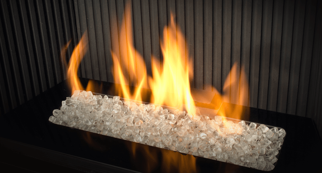 Murano Glass for Valor gas fireplaces