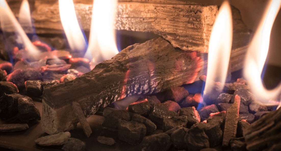 Splitwood Logs for Valor gas fireplaces