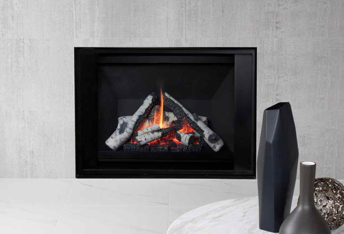 H3 Gas Fireplace Valor Gas Fireplaces