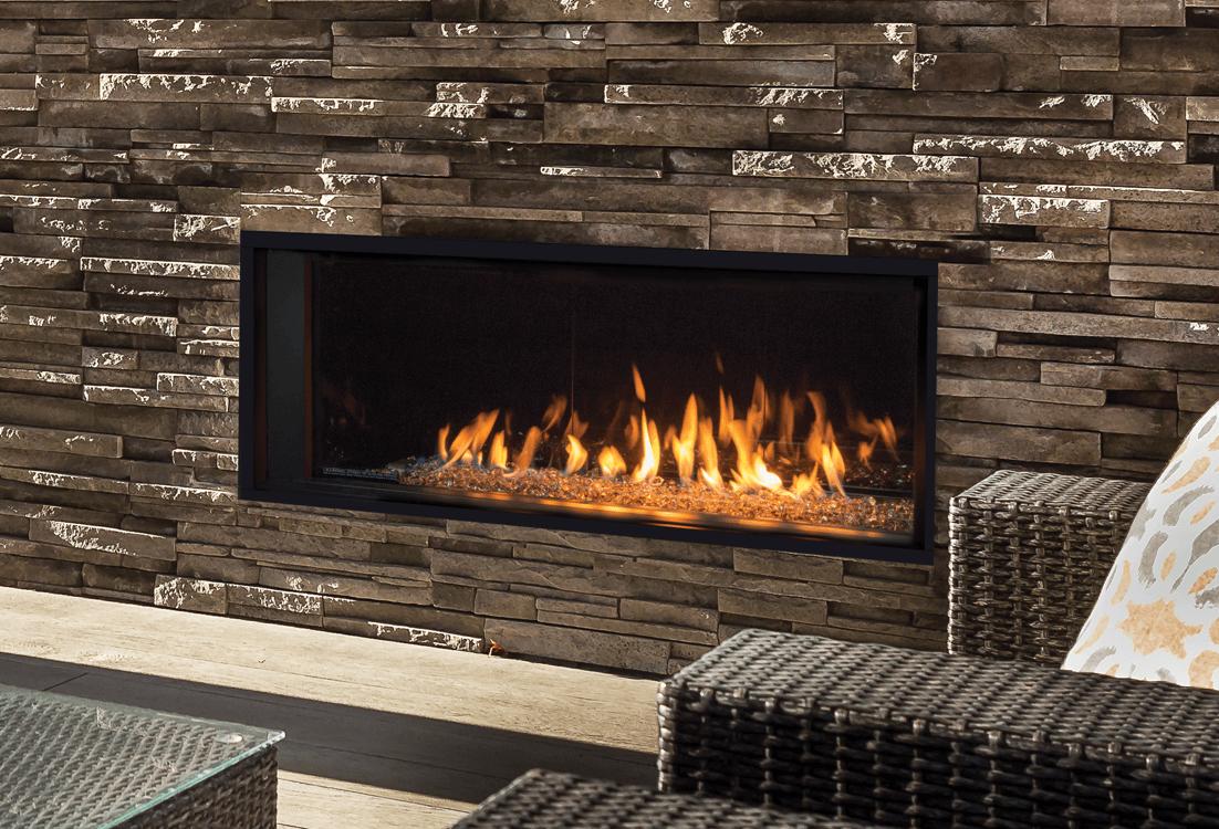 Valor L1 Linear Fireplace