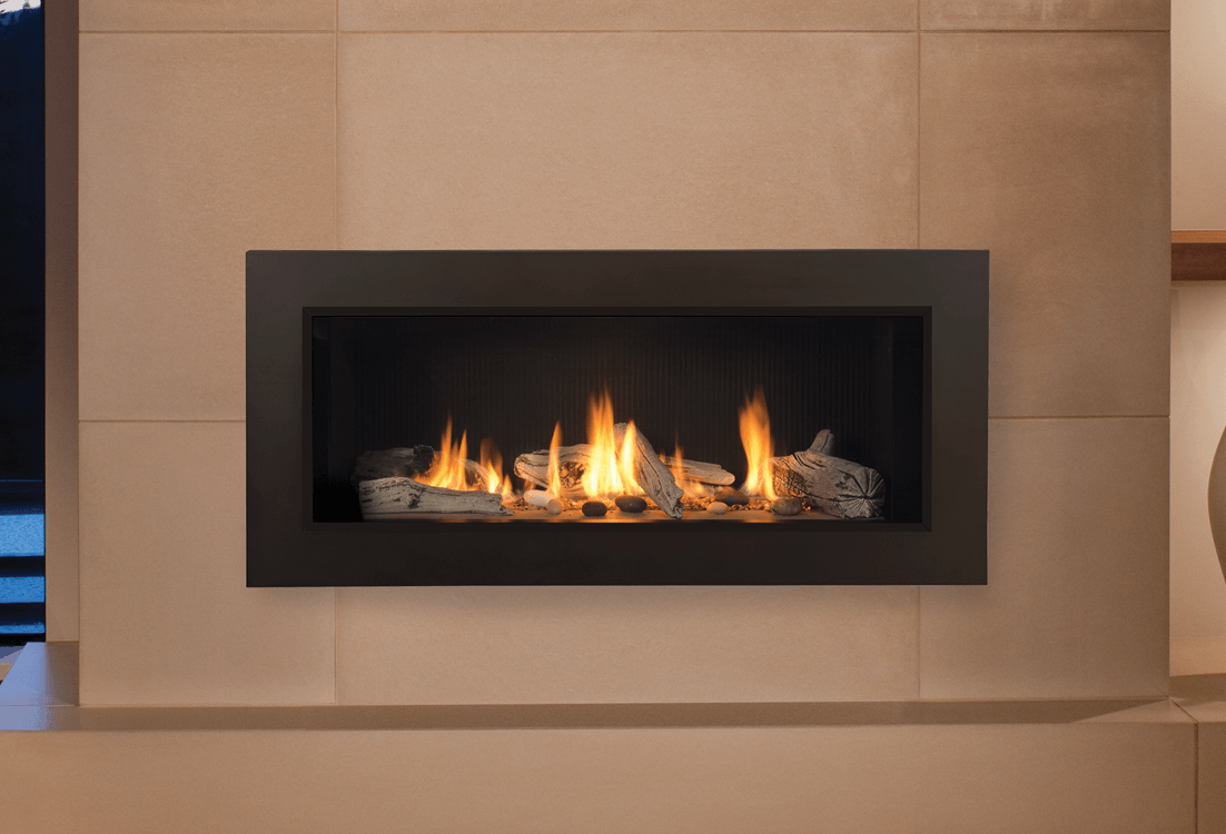 horizon tv modern surroun full direct surprising of ribbon size gas living windows with suround for contemporary concrete fireplaces regency fireplace linear rooms ideas room vent surround