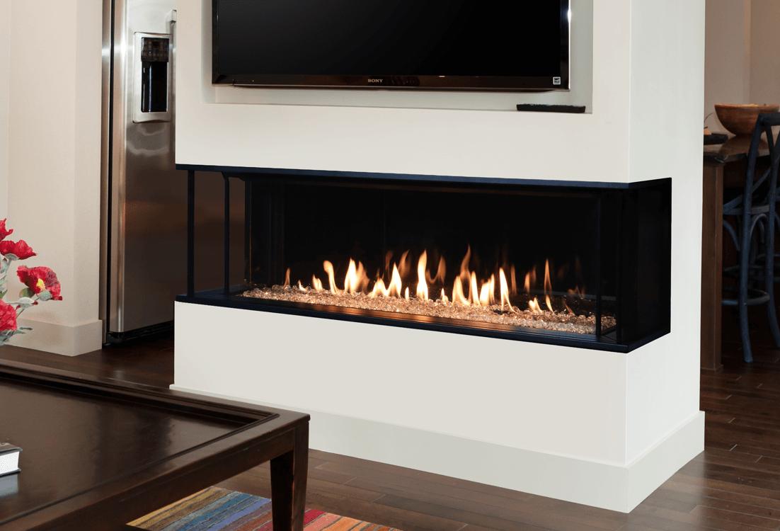Valor | LX2 Multi-Sided Fireplace