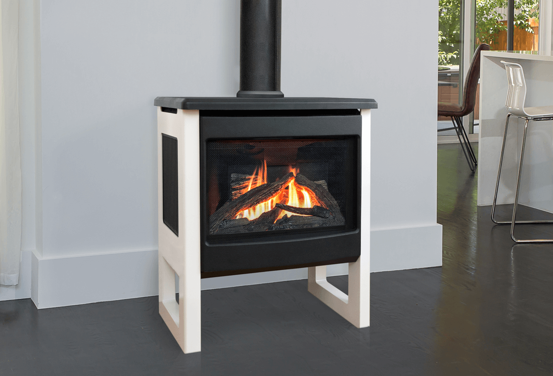 products renaissance burning wood modern fires firesfriendly linear fireplace front friendly