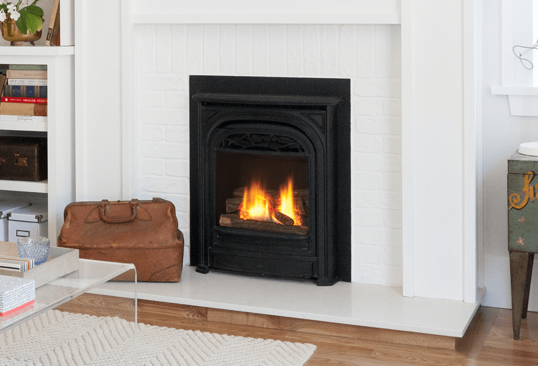 valor portrait zero clearance fireplaces