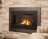 H4 Series shown with Logs, Landscape Outer Surround and Black Inner Bezel