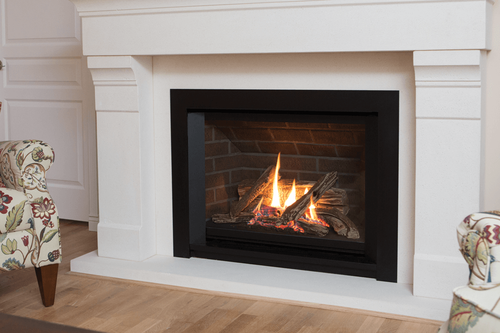 H5 LARGE FORMAT GAS FIREPLACE