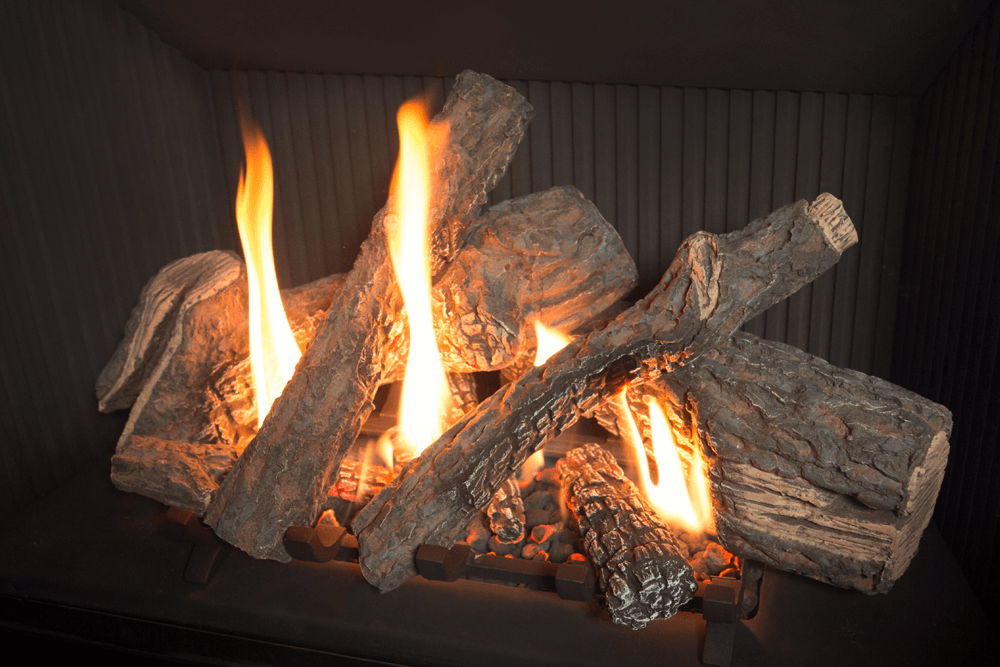 Valor H6 Traditional Logs