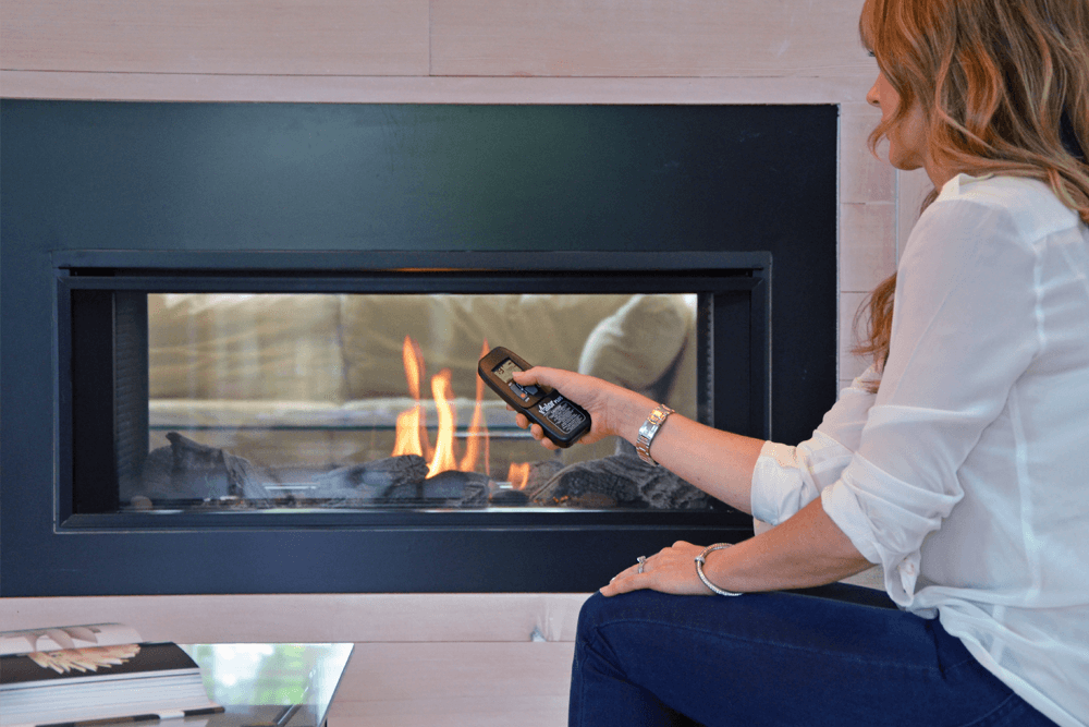 product sutter home beach see liner driftwood hearth in electric black sided bronze the through valor kit bd with fluted and gas long screen fireplace trim surround