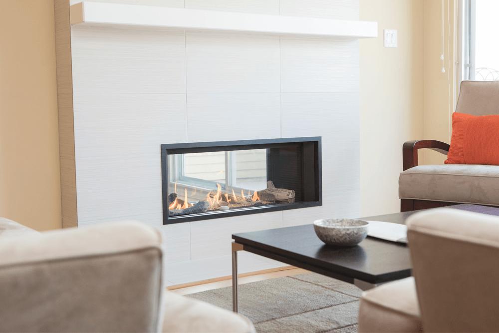 Astonishing L1 See Thru Gas Fireplace Valor Gas Fireplaces Download Free Architecture Designs Scobabritishbridgeorg