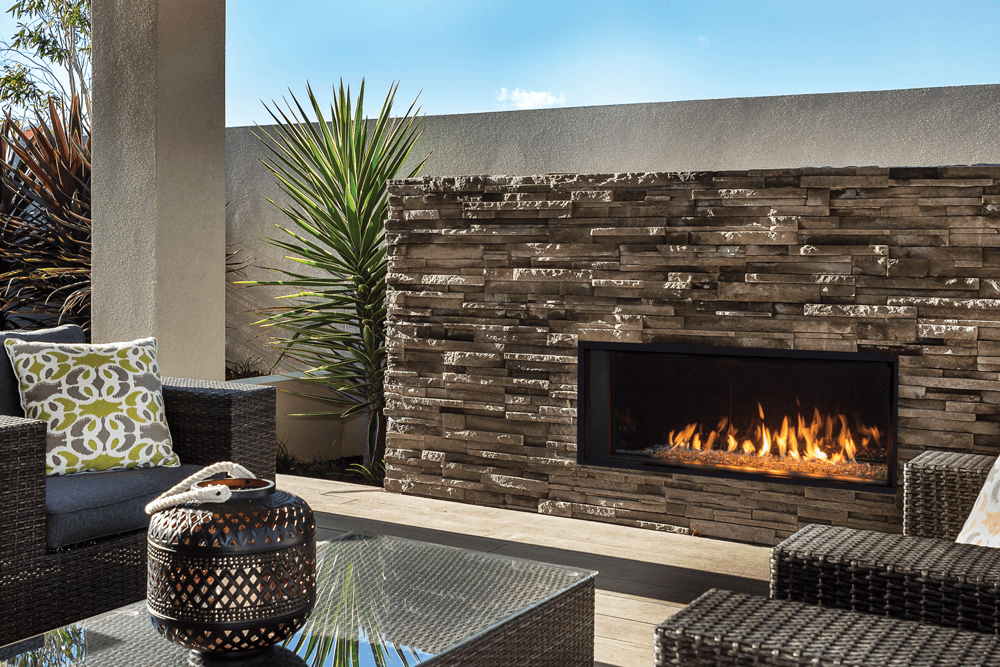 L1 Linear Gas Fireplace | Valor Gas Fireplaces