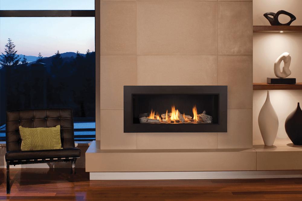 L1 Linear Fireplace