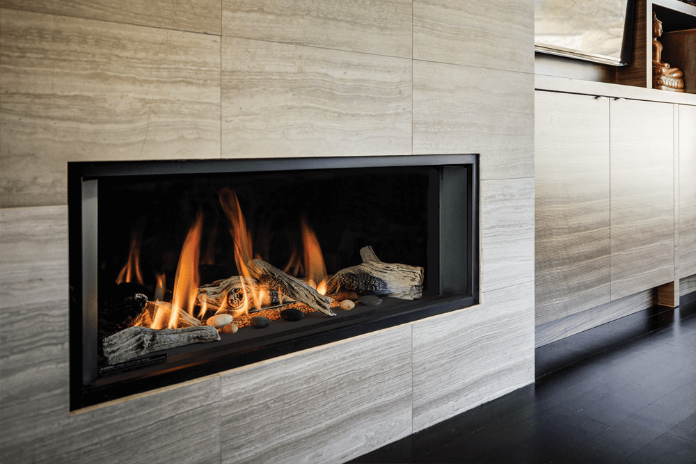 Fireplace Design linear fireplace gas : Valor | L1 Linear Series