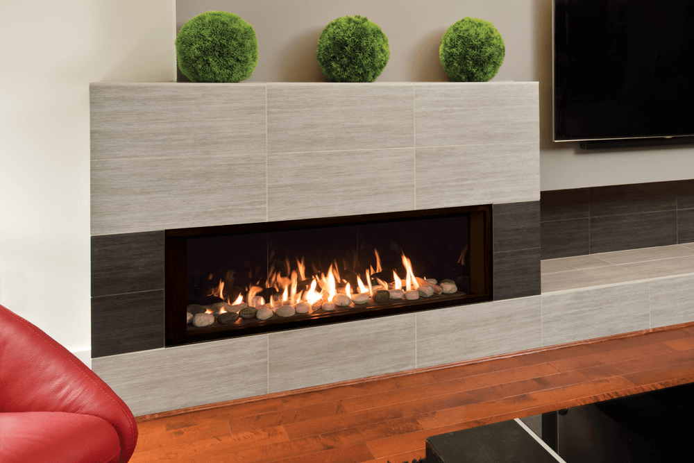 L2 Linear Gas Fireplace Valor Gas Fireplaces