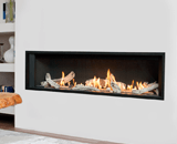 L3 Linear Series shown with Driftwood and 1 Inch Surround