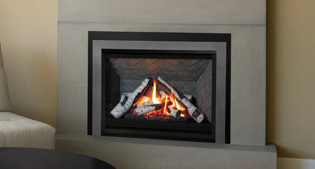 H3 Gas Fireplace