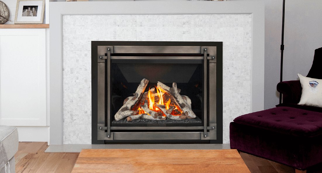 Valor H5 gas fireplace