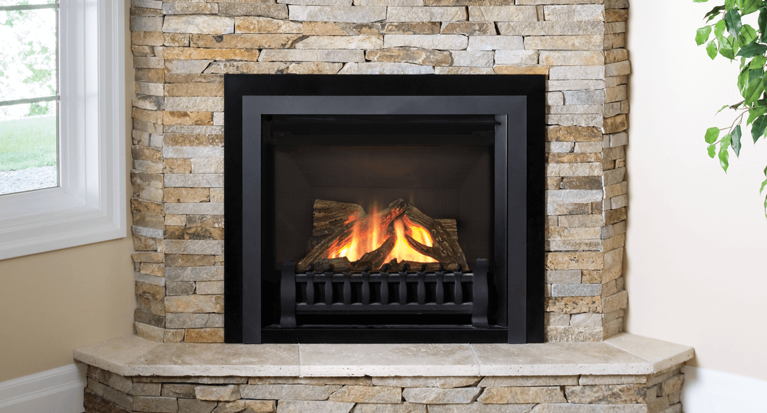 Valor Horizon gas fireplace
