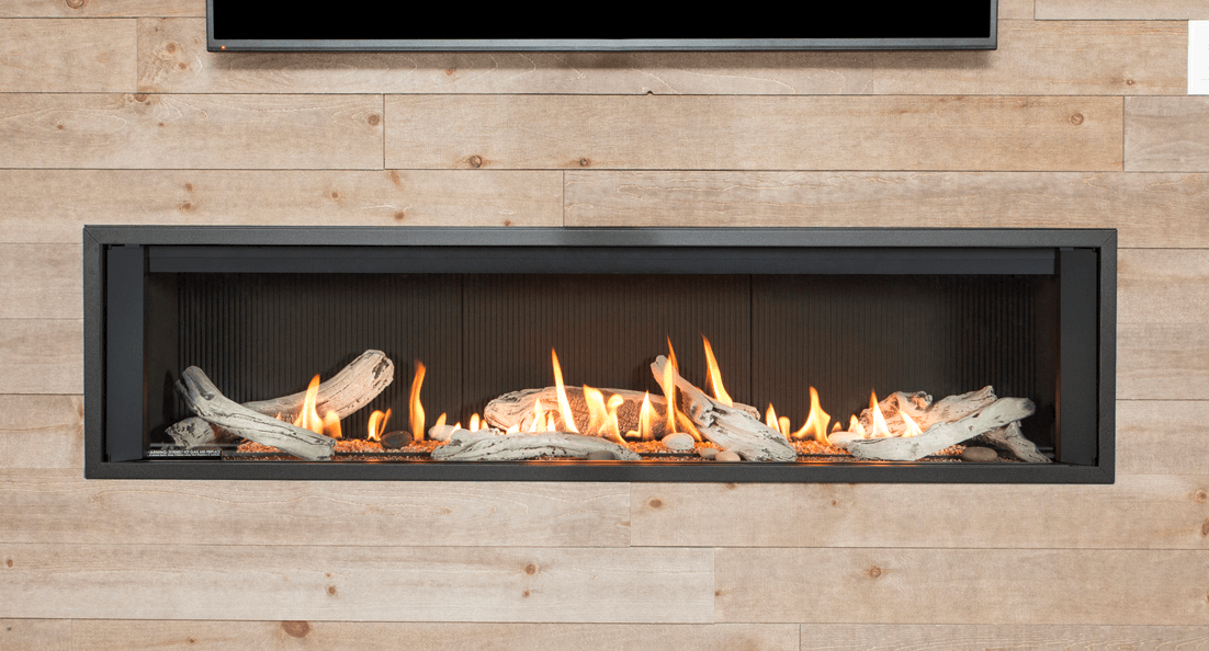 Valor L3 linear gas fireplace