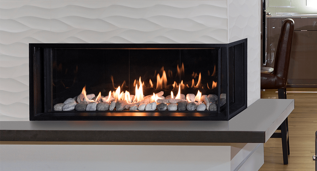 LX2 Mult-Sided Gas Fireplace