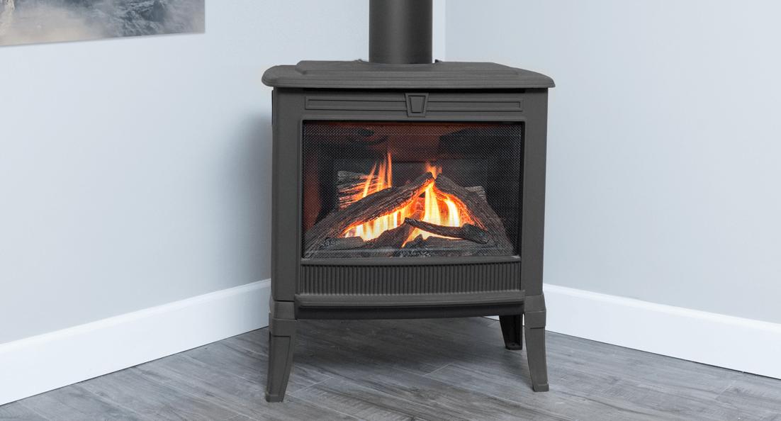 Valor Madrona gas stove