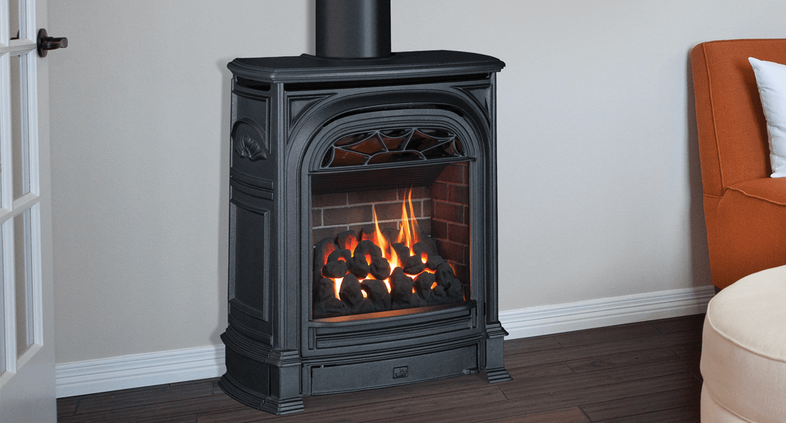 Valor Portrait Gas Stove