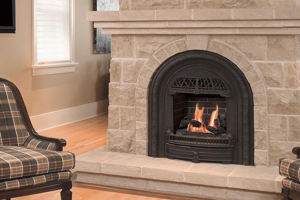 Valor Portrait Insert Fireplaces