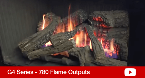 G4 780 Flame Outputs